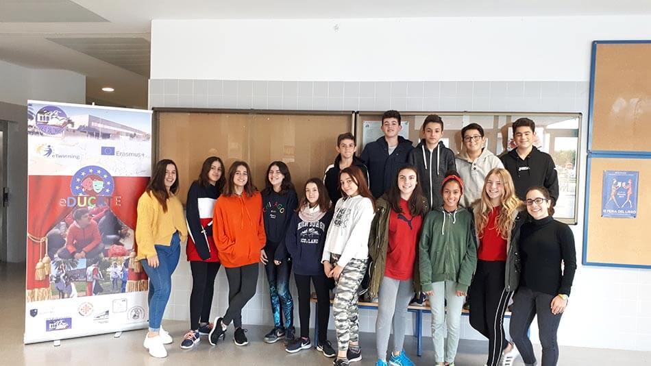 Alumnos 2º ESO